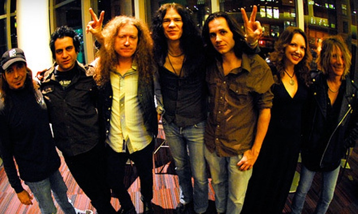Get The Led Out  - The Paramount Theatre - Huntington: $17 to See Get the Led Out Led Zeppelin Tribute Band at The Paramount Theatre on Friday, July 20 (Up to $34.50 Value)