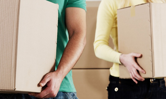 Military Movers - Fort Worth: $99 for Two Hours of Moving with a Two-Man Crew and 26-Ft. Truck from Military Movers ($210 Value)