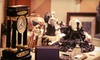 Birmingham Botanical Gardens - Mountain Brk: Antiques in The Gardens for Two or Four on October 5–7 at Birmingham Botanical Gardens (Up to 53% Off)