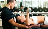 Pure Strength Studio - South Plainfield: Three Personal Training Sessions with Diet and Weight-Loss Consultation from Pure Strength Studio (45% Off)