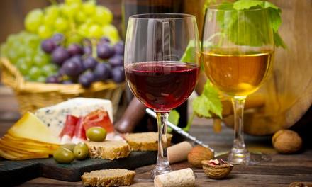 Degustazione di vino con visita cantina a 16,90€euro