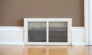 Green Fresh Air: Air Duct and Exhaust Fan Cleaning with Optional Dryer Vent Cleaning from Green Fresh Air (Up to 81% Off)