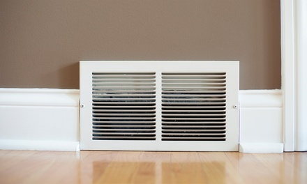 $49 for Complete Air-Duct Cleaning with Herbal Disinfectant from Duct Care ($170 Value)