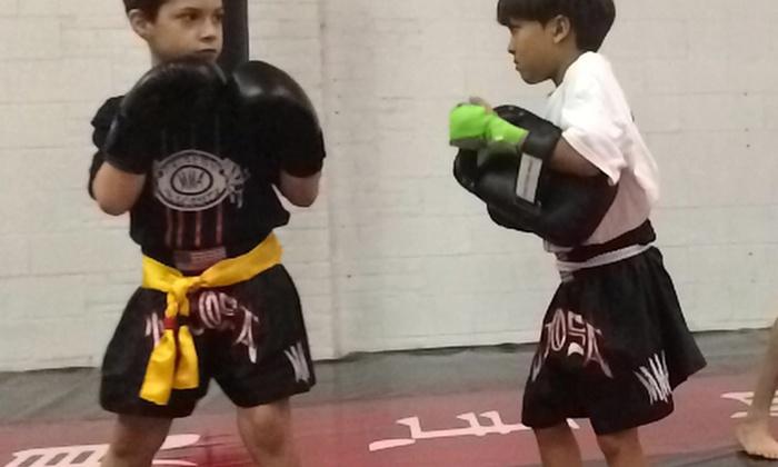 Extreme Muay Thai/Kickboxing - Bayside: $109 for Classes at Extreme Muay Thai/Kickboxing