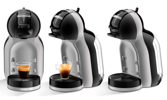 Delonghi Pod Coffee Machine Groupon