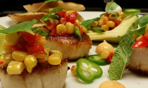 Rooftop 120: $19 for $35 Worth of Progressive American Cuisine for Two or More People at Rooftop120