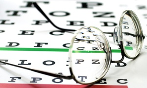 Chino Spectrum Optometry: $58.99 for an Eye Exam and $150 Toward Complete Pair of Glasses at Chino Spectrum Optometry ($270 Value)
