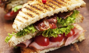 Illium Cafe: $15 for Two Groupons, Each Good for $15 Worth of Breakfast or Lunch at Illium Cafe ($30 Value)
