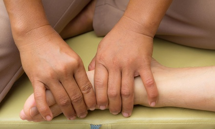 $9 for $20 Groupon — Dy reflexology