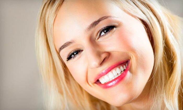 Designer Shades - Multiple Locations: $99 for In-Office Da Vinci Teeth-Whitening Treatment at Designer Shades ($269 Value)