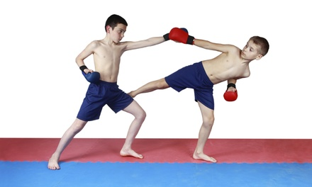 Two Weeks or One Month of Unlimited Boxing Classes for Kids at Title Boxing Club (Up to 75% Off)