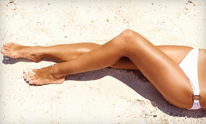Jardin Bleu Spa - Deerfield Beach: $99 for Two Laser Spider-Vein-Removal Treatments at Jardin Bleu Spa (Up to $700 Value)