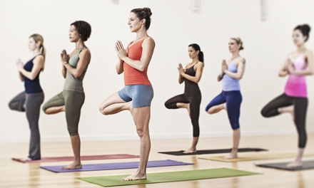 Up to 70% Off Gym Membership or Yoga Classes at Corenetic Gym