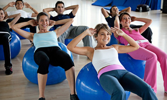 Medford Fitness - Medford: 10 or 20 Fitness Classes or Gym Visits at Medford Fitness (Up to 89% Off)