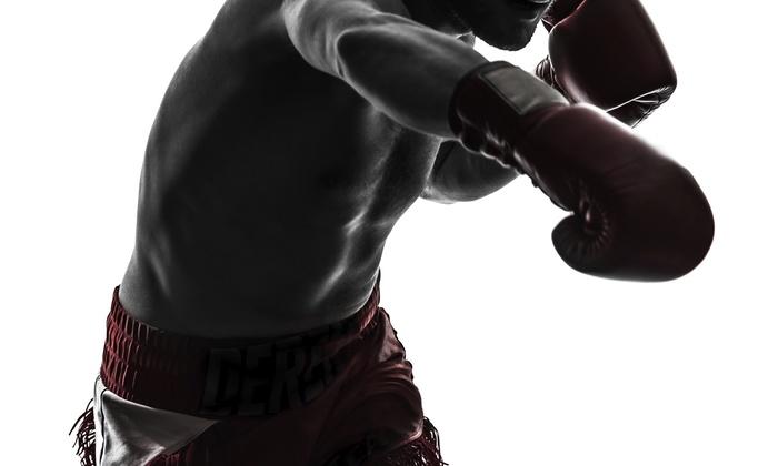 Ank Santa Fe Muay Thai - Santa Fe: Four Weeks of Unlimited Boxing or Kickboxing Classes at ANK Santa Fe Muay Thai (49% Off)