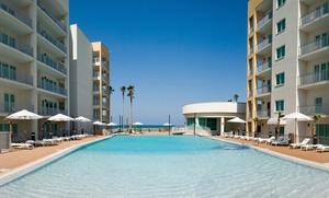 Peninsula Island Resort & Spa: Stay at Peninsula Island Resort & Spa in South Padre Island, TX. Dates into February.