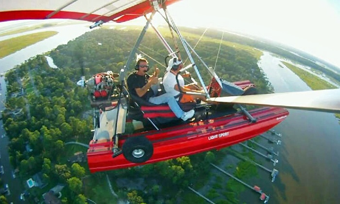 Flying Dolphins - San Jose: $175 for a 30-Minute Tour Aboard a Flying Amphibious Trike from Flying Dolphins ($295 Value)