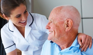 Zeppone Caring Hands: Two-Hour Stay with Services for Seniors at Zeppone Caring Hands (45% Off)