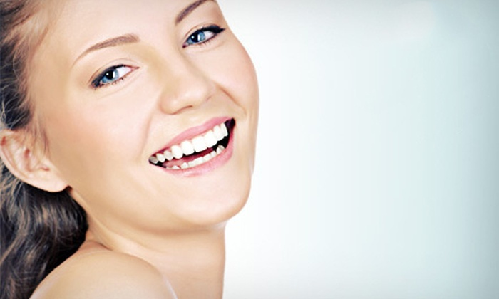 American Dental Centers - Multiple Locations: $49 for a Dental-Exam Package with Cleaning, X-rays, and Comprehensive Exam at American Dental Centers ($278 Value)