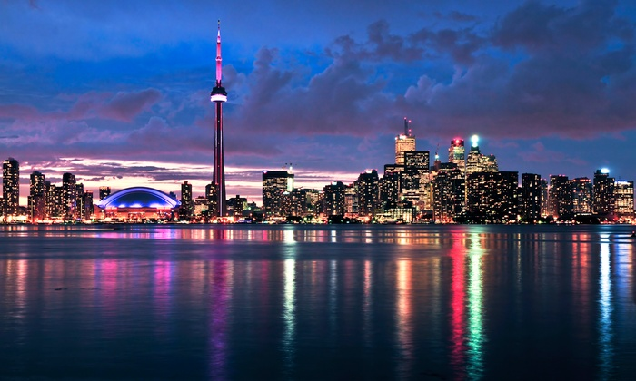 Toronto Dinner Cruises - Toronto: Lunch or Dinner Dance Boat Cruise with over 50 dates from Toronto Dinner Cruises (Up to 59% Off)