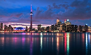 Toronto Dinner Cruises: Lunch or Dinner Dance Boat Cruise with over 50 dates from Toronto Dinner Cruises (Up to 59% Off)