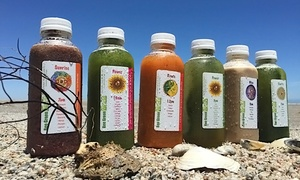 Bee Green: Three-, Five-, or Seven-Day Juice Cleanse from Bee Green World (Up to 52% Off)