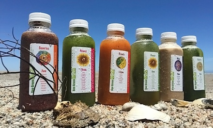 Three-, Five-, or Seven-Day Juice Cleanse from Bee Green World (Up to 52% Off)