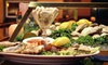 Scampi's Restaurant - Somerville: Seafood Dinner for Two or Four on Sunday–Thursday or Friday–Saturday at Scampi's Restaurant (Up to 51% Off)