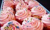 Piece of Cake - Evansville: One or Two Dozen Jumbo Cupcakes at Piece of Cake (Up to 52% Off)
