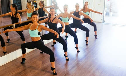 10 Barre Classes or a Month of Unlimited Barre Classes at Xtend Barre Franklin (Up to 71% Off)