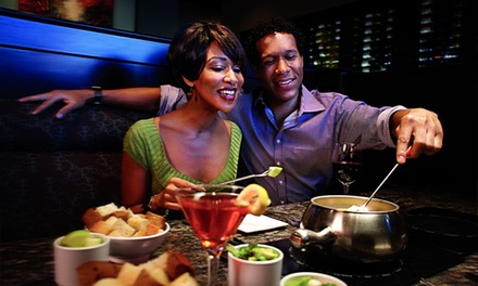 Dinner for Two or Four People at The Melting Pot of Birmingham (Up to 40% Off).