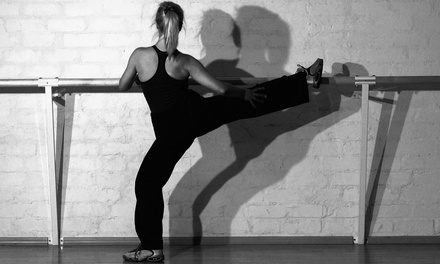 5 or 10 Ballet-Inspired Fitness Classes at Pure Barre (59% Off)