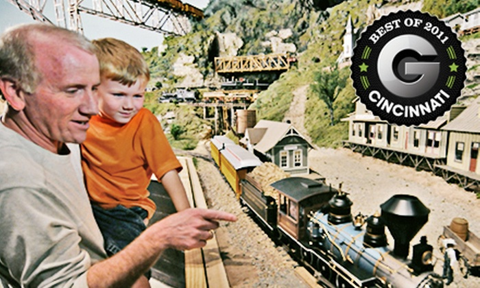 EnterTRAINment Junction - West Chester: All-Access Outing for Two or Four at EnterTrainment Junction in West Chester (Up to 53% Off)