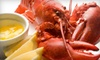 Up to 60% Off Seafood Feasts at Psari