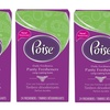 Poise Panty Fresheners Long Lasting Scent - 72 Count