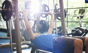 BGT Sports Performance & Gym: One- or Two-Month Gym Membership Package at BGT Sports Performance & Gym (Up to 71% Off)