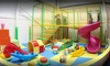 Soft Play Access with Drinks