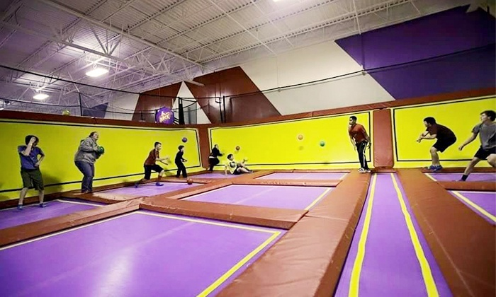 Jump N Joy - Douglasville: Two One-Hour Jump Passes at Jump N Joy (Up to 29% Off). Two Options Available.