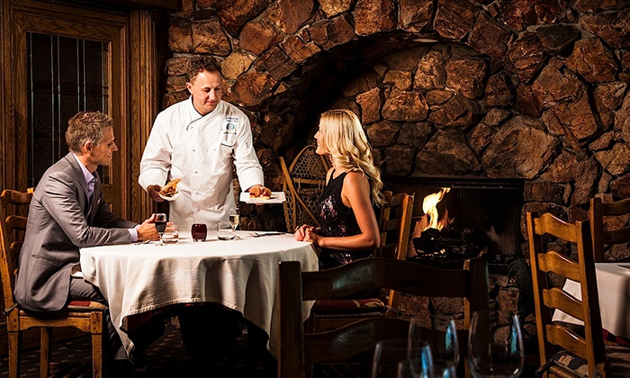 Glitretind - Park City: Seasonal Cuisine at The Glitretind (Up to 40% Off). Four Options Available.