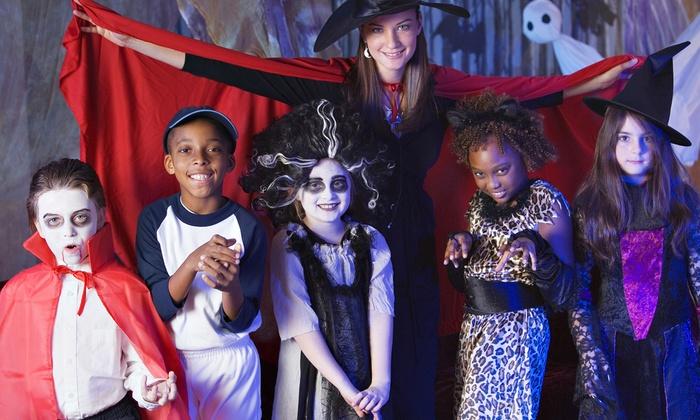 Utah Kids Club - Salt Lake City: $16 for a Halloween Discounts and Family-Fun Package from Utah Kids Club ($29.99 Value)
