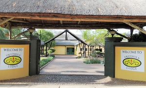 Ukuthula Lodge Rooiberg: Full-Day Experience with Game Drive and Breakfast from R195 with Optional Accommodation at Ukuthula Lodge Rooiberg