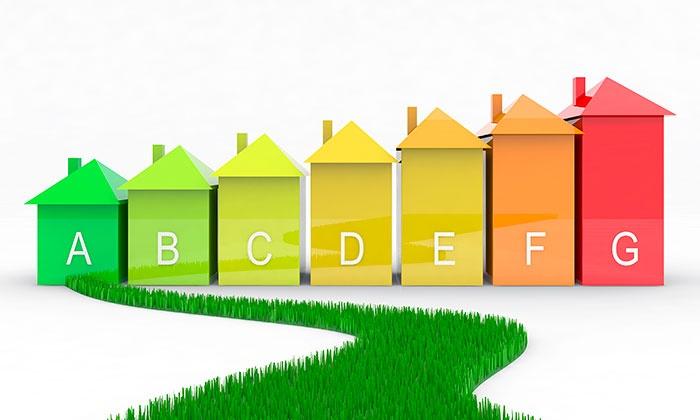 Clasificación energética de una vivienda