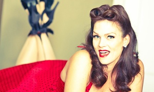 Cha Cha Sugar Boudoir Photography: Boudoir or Pinup Shoot at Cha Cha Sugar Boudoir Photogrpahy (Up to 74% Off)