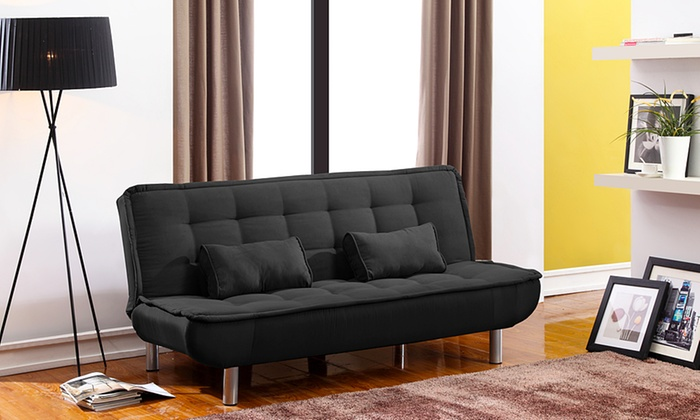 Sof cama clic clac otero groupon goods for Muebles otero