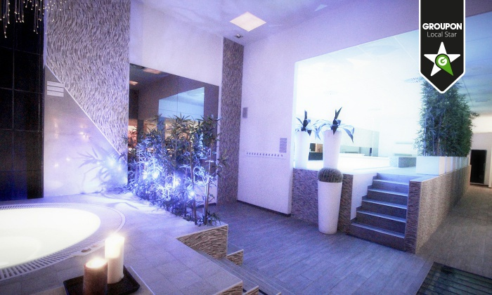 Spa naturista e massaggio per 2 la maison de l amour for Salon naturiste