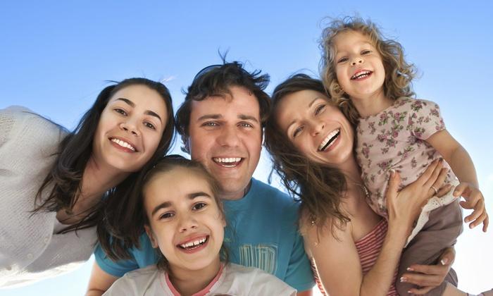 PHOTO HI - Sacramento: $112 for 90-minute Family Portrait Photo at PHOTO HI