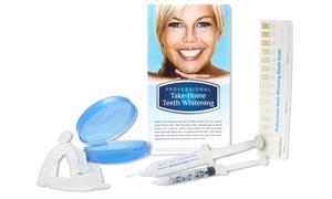 89% Off Teeth-Whitening Kit from Teeth Edge at Teeth Edge, plus 6.0% Cash Back from Ebates.