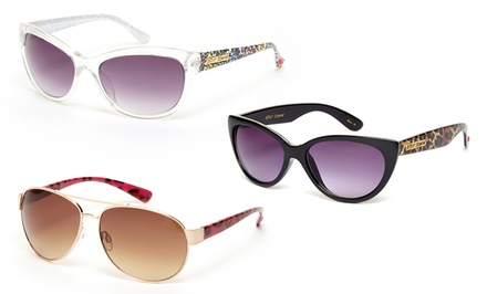Betsey Johnson Women's Sunglasses | Brought to You by ideel