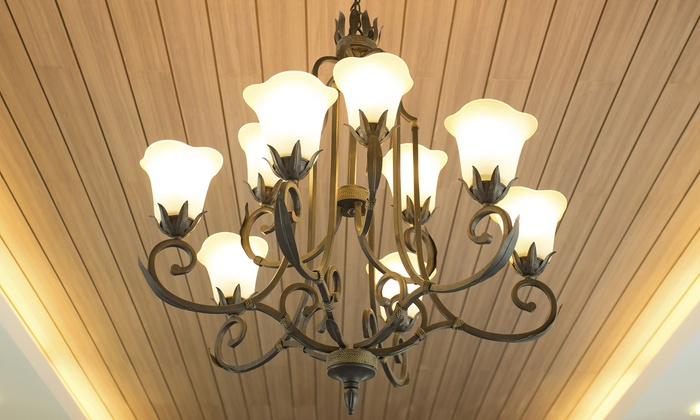 Curtis Lumber - Multiple Locations: Light Fixtures at Curtis Lumber (51% Off). Two Options Available.