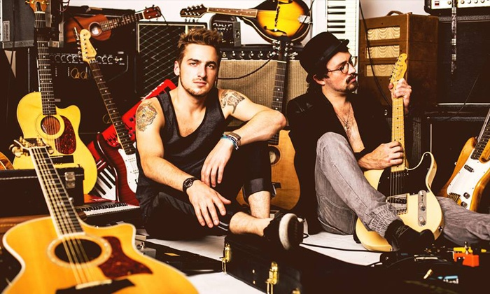 Heffron Drive Featuring Kendall Schmidt - Brewster's Roc Bar: $18 to See Heffron Drive Featuring Kendall Schmidt of Big Time Rush on November 27 at 6 p.m. (Up to $30.63 Value)